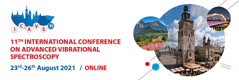 11th International Conference on Advanced Vibrational Spectroscopy (ICAVS 11)